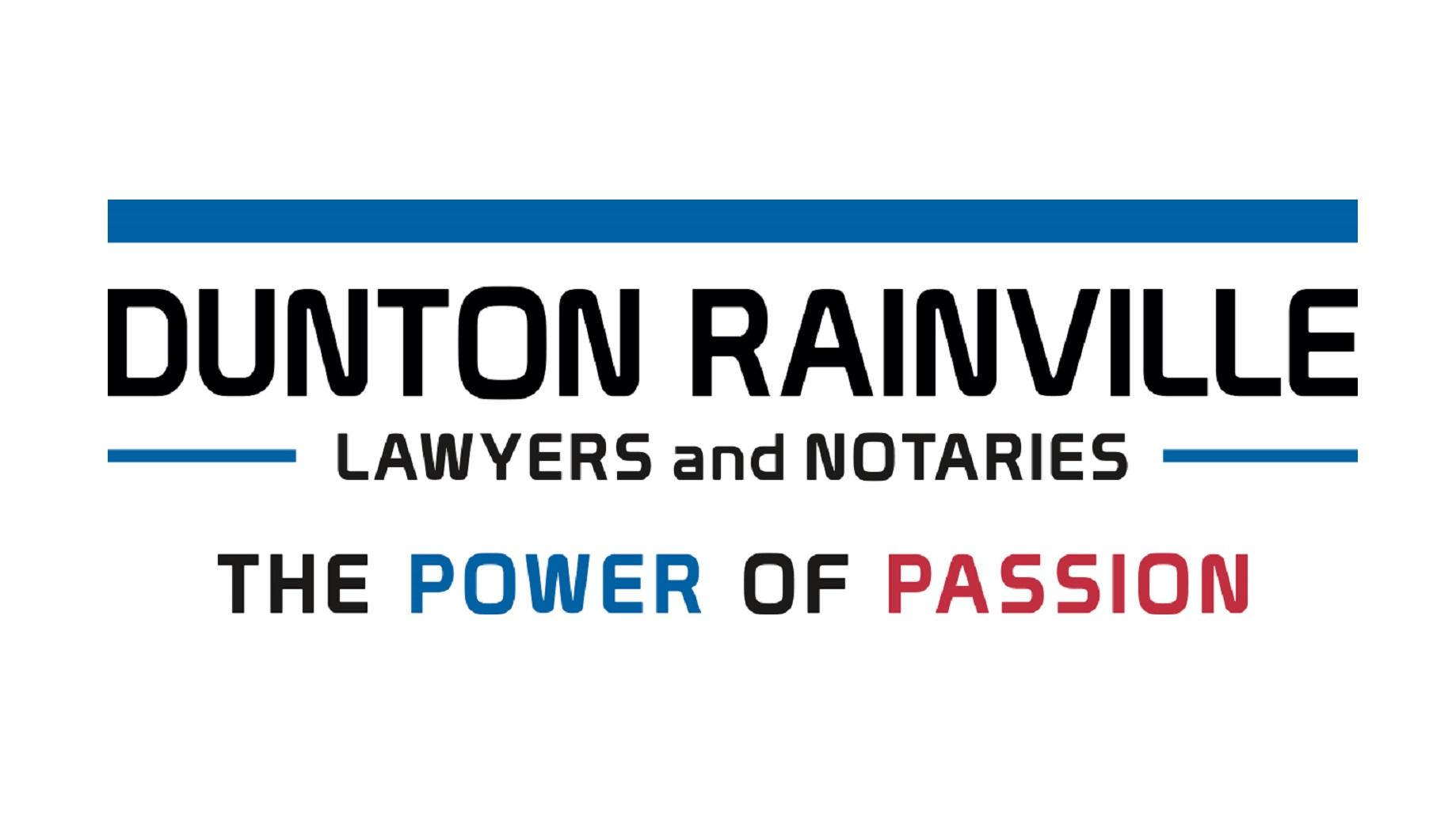 Logo Dunton Rainville ENG
